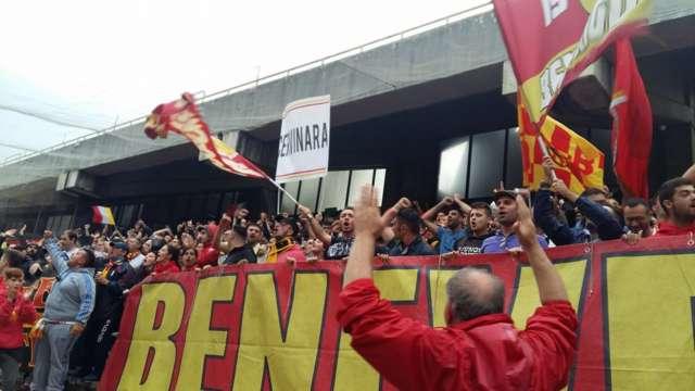 Benevento-Avellino:0-0. Omeonga e Eusepi titolari Calcio Avellino