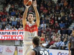 Sidigas Avellino: ufficiale l'arrivo di Luca Campani