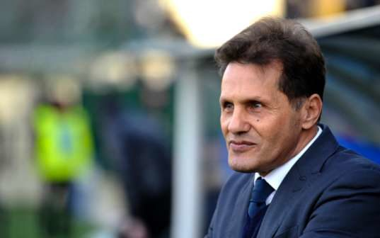 Walter Novellino allenatore dell'Avellino