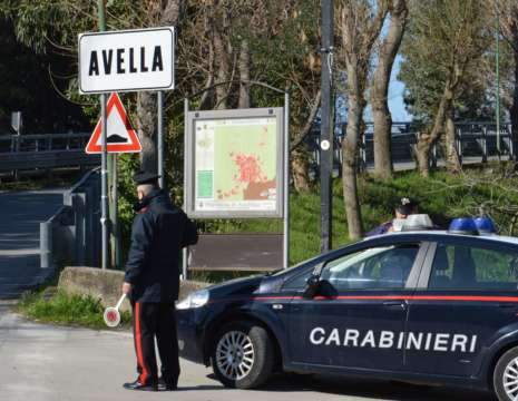 Carabinieri di Avella