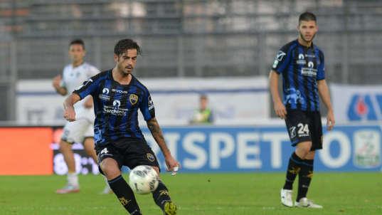 Federico Moretti, centrocampista Avellino