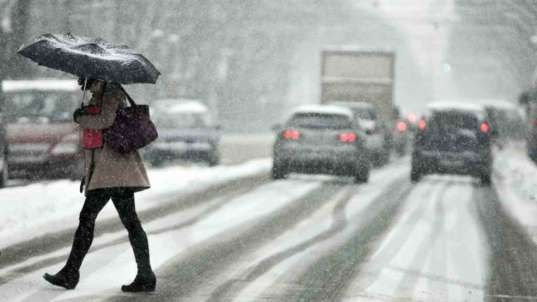 Emergenza neve, previste nuove nevicate in irpinia