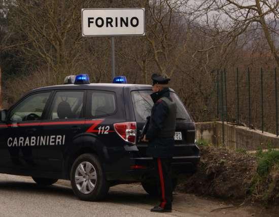 Carabinieri di Forino