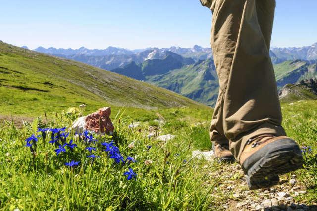 Consigli per andare in montagna