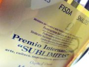 Ariano Irpino: i nomi della XIX edizione del Premio Sublimitas