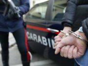 Scampitella, arrestati 5 uomini che avevano incendiato pale eoliche