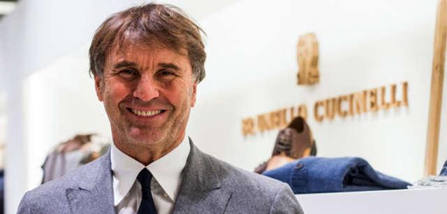 Brunello Cucinelli sarà per la prima volta in Irpinia