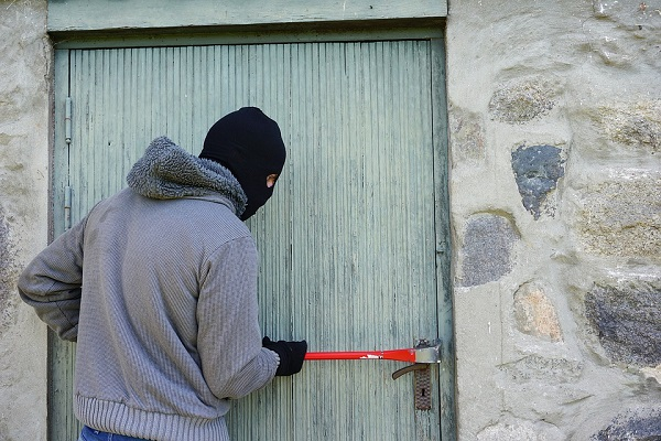 Furti in Irpinia, banda di ladri foggiani bloccata dai Carabinieri