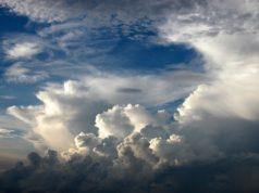 Previsioni meteo Campania, perturbazione sul Tirreno meridionale