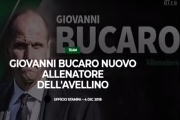 Calcio Serie D, Bucaro si presenta Qui per riportare Avellino dove merita