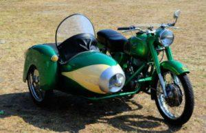 assicurazione per una moto d'epoca